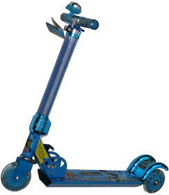 Tri Wheel Scooty For Kids With Lights And Music