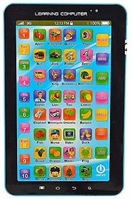 ASU Educational Learning Tablet Toy for Kids Computer Touch Type Learning