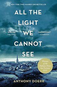 All the Light we Cannot See By Anthony Doerr EBOOK  Fast Delivery