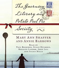 The Guernsey Literary and Potato Peel Pie Society BY Shaffer Mary Ann EBOOK Fast Delivery