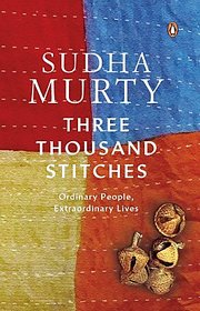Three Thousand Stitches By Sudha Murty EBOOK Fast Delivery