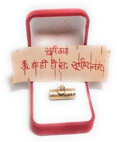 Sarv Sidhi Surya greh Shanti Ashtadhatu Tabiz Yantra With Mantra on Bhojpatra