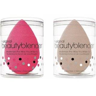 beauty blender Puff Makeup Blender - 3 Pc