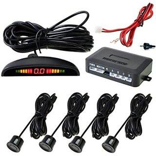 love4ride Car parking Sensor Black Universal For All Car Parking Sensor