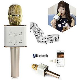 Wireless Music mike speaker bluetooth karaoke microphone hi-fi handheld