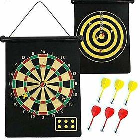Jojoss Magnetic  Dart Board Two-Sides Dart Board Game