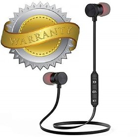 Bluetooth Wireless Headphones Sport Stereo Headsets Hands-Free With Microphone And Neckband For Android And IOS