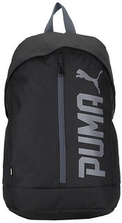 Puma Pioneer 18.5 L Black Laptop Backpack