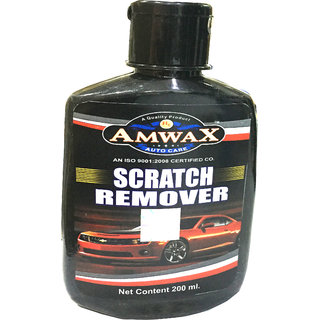 Amwax Scratch Remover 200 Ml