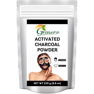 Grenera Activated Charcoal Powder-250g