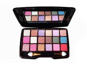 MM Professional Make-up 18 Color Eye Shadow Pressed Powder
