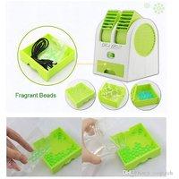 UsB Mini Small Fan Cooling Portable Desktop Dual Bladel