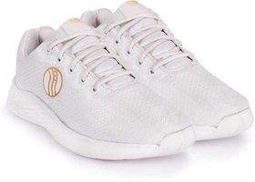 Action 108 Running Shoes For Men   ( White)