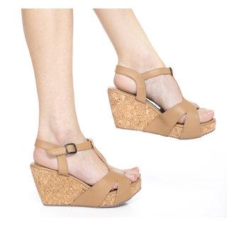 Stylish Women & Girls Wedge Heels Sandals