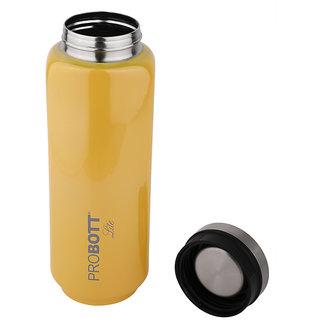 PROBOTT LITE by PROBOTT O2 Single Walled Stainless Steel Water Bottle 930ml -Yellow PL 930-01
