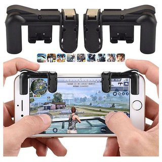 PUBG - Gaming Joystick for Mobile Trigger  Mobile Controller  Fire Button Assist Tool