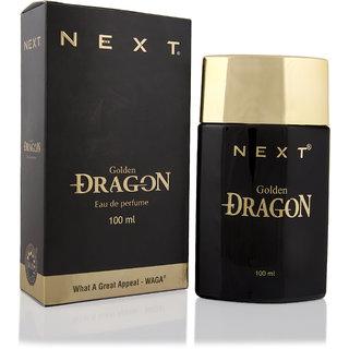 Waga Golden Dragon Perfume for Men 100ml