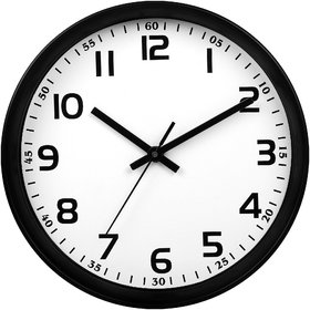 Evelyn Round Design Wall Clock for Office Bed Room Lobby Kitchen Stylish Wall Clocks Modern Wall Clock-Evc-016