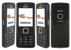 Refurbished Nokia 6300 Mobile Phone Black