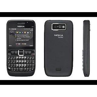Refurbished Nokia E63 Mobile Phone Black
