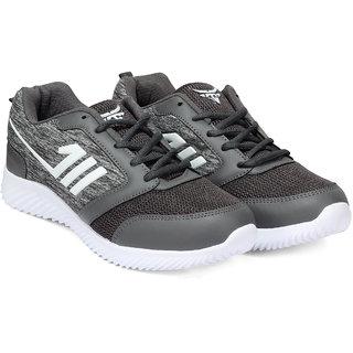 Tribus Walking/Running Shoes for Men (Grey)