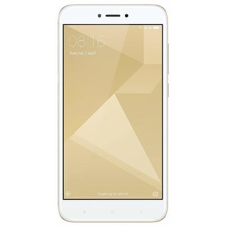 Xiaomi Redmi 4 ' 16GB ROM ' 2GB RAM ' Refurbished Gold