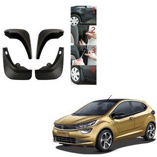Auto Addict Car O.E Type Mud Guard Flaps For Tata Altroz