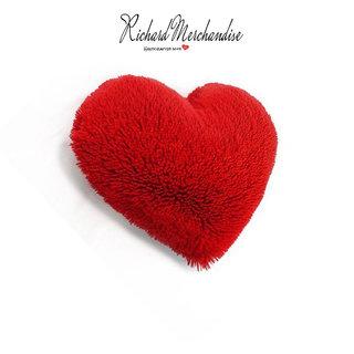 Heartshape Fur Pillow