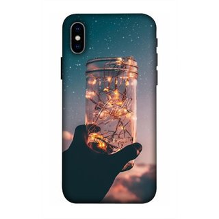 Printed Hard Case/Back Cover for iPhone X/XS