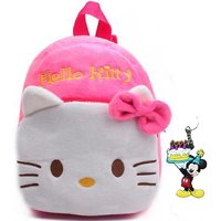 Proera Pink Hello Kitty Polyester 4 Ltrs Kids Backpack