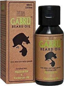 Gabru Beard Oil (60ml)