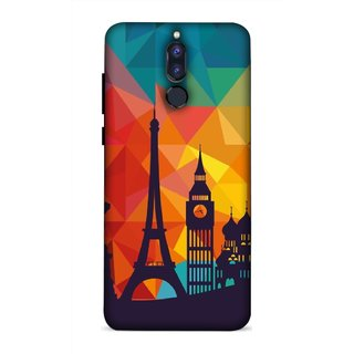 Printed Hard Case/Back Cover for Honor 9i