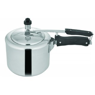 Sapphire Gold Pressure Cooker (3 Ltr) Induction Base