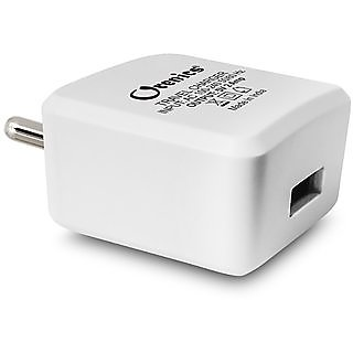 Orenics 2 Amp High Speed Single Port Travel Charger