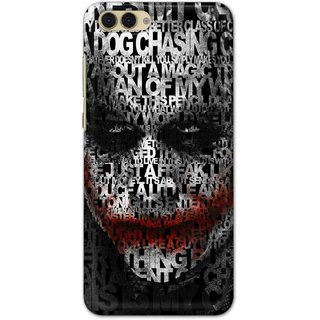 Print Ocean Hard Printed Back Cover For Honor View 10