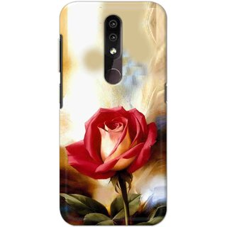 Print Ocean Hard Printed Back Cover For Nokia 4.2