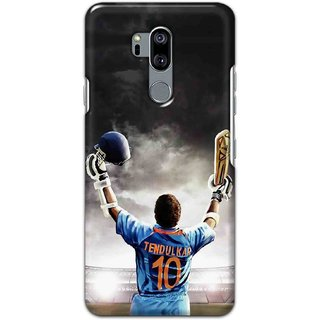 Print Ocean Hard Printed Back Cover For LG G7 ThinQ