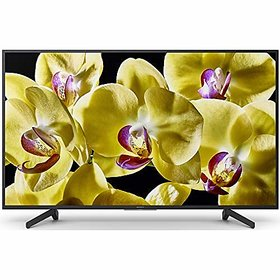 Sony Bravia 138.8 cm  55 Inches  4K Ultra HD Smart Certified Android Led TV Kd 55X8000G  Black   2019 Model