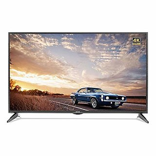 Aiwa 139 cm  55 Inches  4K Ultra HD Smart Android Led TV Aw550Us  Black   2019 Model  Televisions