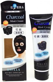 Black Mask Deep Cleansing Nose Face Mask Blackhead Pore Strip Remover