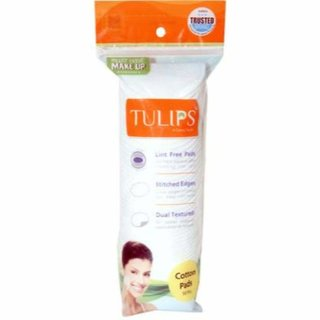 Tulips Cotton Pads 50 in Each