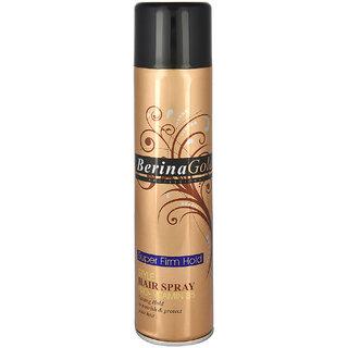 Berina Hair Spray- super firm hold, 250ML