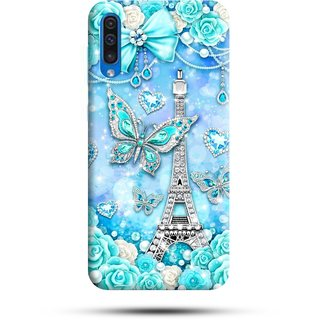 PREMIUM STUFF PRINTED BACK CASE COVER FOR SAMSUNG GALAXY A70S DESIGN 13079