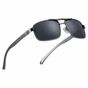 ROYAL SON HD Polarized Men Sunglasses - Black