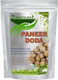 Rawmest Paneer Dodi / Anti -Diabetic  Weight Loss Herb - 200 Gm-Pack of 1