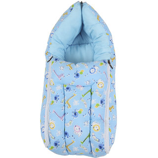 Buy PrettyKrafts Baby Sleeping Bag Cum Baby Carry Bag with ...