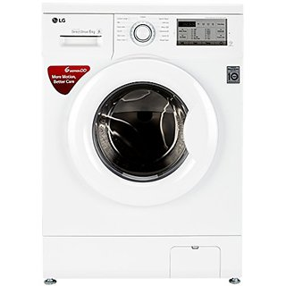 LG 6 kg Inverter Fully Automatic Front Loading Washing Machine  FH0H3NDNL02 White