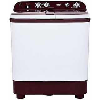 Buy Haier 9 kg Semi-Automatic Top Loading Washing Machine ...