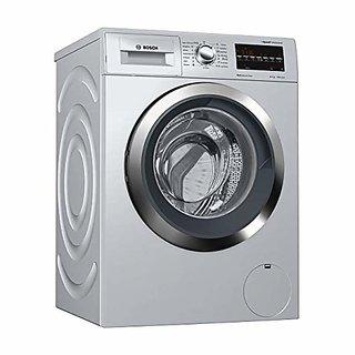 Bosch 8 Kg Fully Automatic Front Load Washing Machine  WAT2846SIN Silver  Washing Machines