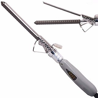 Trendy Trotters Plastic Multicolour Professional Hair Curling Iron Styler with Temperature Control